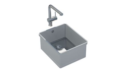 Sink 233 S  Square 330x400 ..