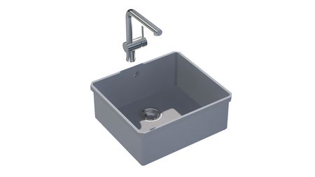 Sink 245 A  Square 450x400 ..