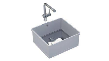 Sink 245 S Square 450x400 S..
