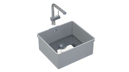 Sink 245 S  Square 450x400 ..